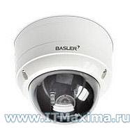 Цветная купольная видеокамера BIP2-D1920c-dn INDOOR Basler (Германия)