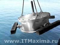 Гидроакустическая система безопасности акватории AquaShield DSIT (Изра