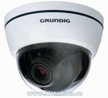 Купольная камера наблюдения GCA-B3322D фирмы Grundig (Германия)