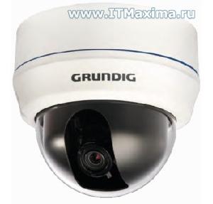 Купольная IP-камера GCI-H0522V фирмы Grundig (Германия)