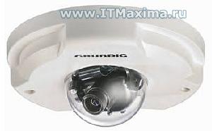 Купольная IP-камера GCI-K0512W фирмы Grundig (Германия)
