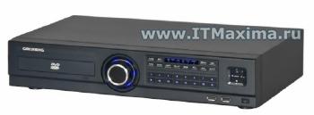 16-канальный HD-SDI видеорегистратор GRH-K2116A GRUNDIG (Германия)