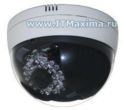 Сетевая видеокамера HLC-15EM/2.8-12 фирмы Hunt (Тайвань)