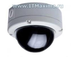 Монохромная вандалозащищенная видеокамера HTC-116/3.5-8.5 HUNT