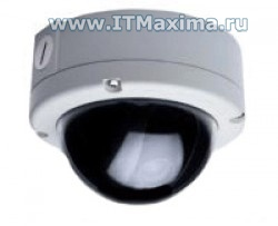 Вандалозащищенная черно-белая камера HTC-113/3.5-8.5 Hunt