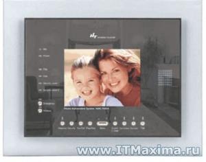 Цветной монитор видеодомофона HAC-750 HYUNDAI