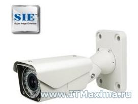 Цветная камера наблюдения со встроенным трансфокатором CI-Z10P-L фирмы