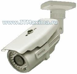 Цилиндрическая камера наблюдения CB-ND55P-L фирмы Nuvico (США)