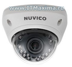 Купольная камера для помещений CD-M21P-L Nuvico (США)