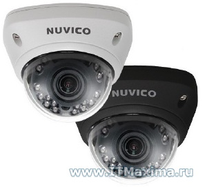 Купольная камера для помещений CD-E21P-L Nuvico (США)