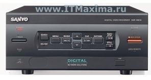 Видеорегистратор  для системы видеонаблюдения (CCTV) в казино DSR-M800P SANYO