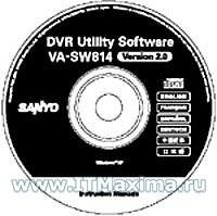 Программное обеспечение VA-SW814 Sanyo (Япония)