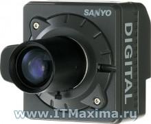 Цветная видеокамера VCС-5885P SANYO (Япония)