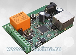 Устройство мониторинга TCW240B Teracom (Болгария)