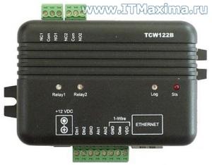 Устройство мониторинга TCW122B-RR Teracom (Болгария)