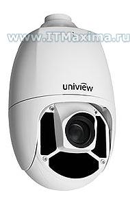 Скоростная купольная поворотная IP камера IPC641E-X22IRL-IN UniView (К