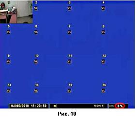 Жесткий диск в цифровом видеорегистраторе