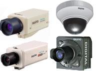камеры видеонаблюдения фирмы Sanyo