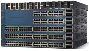 Коммутаторы Cisco Catalyst 3560