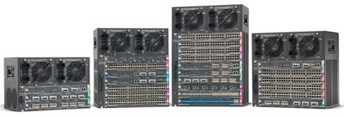 Коммутаторы Cisco Catalyst 4500