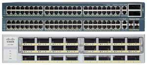 Коммутаторы Cisco Catalyst 4900