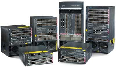 Коммутаторы Cisco Catalyst 6500