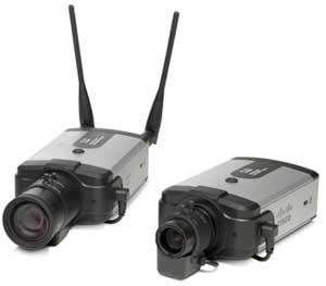IP-видеокамера серии Cisco 2500