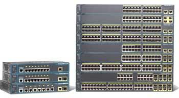 Коммутаторы Cisco Catalyst 2960 Series. Аквилон-А. Москва