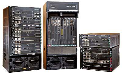 Маршрутизаторы Cisco 7600