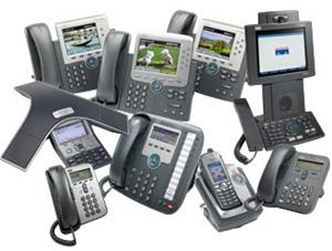 Телефоны Cisco Unified IP Phones 7900 Series