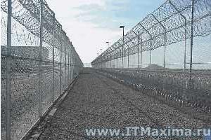 Охрана периметра тюрем на базе системы MULTISENSOR. Аквилон-А. Москва